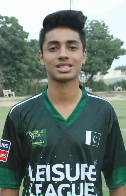 Syed Uzair Hussain Zaidi