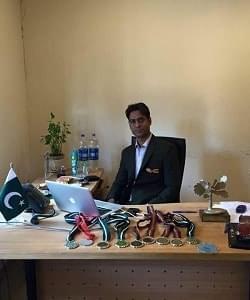 Zabe Khan