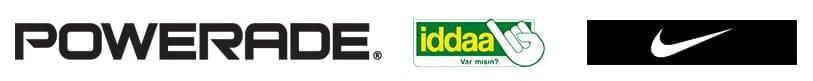 Team sponsor logo