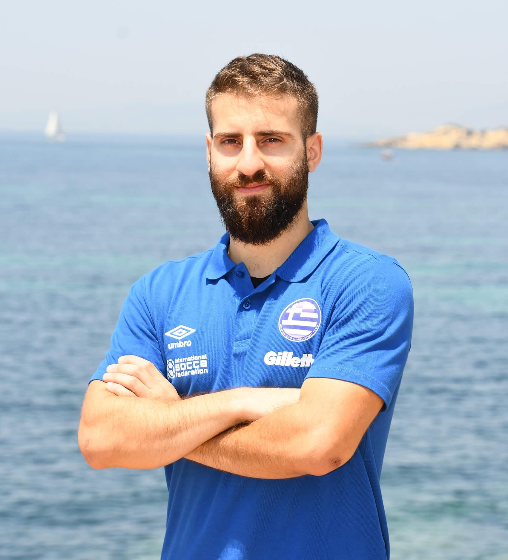 Stefanos Giotis