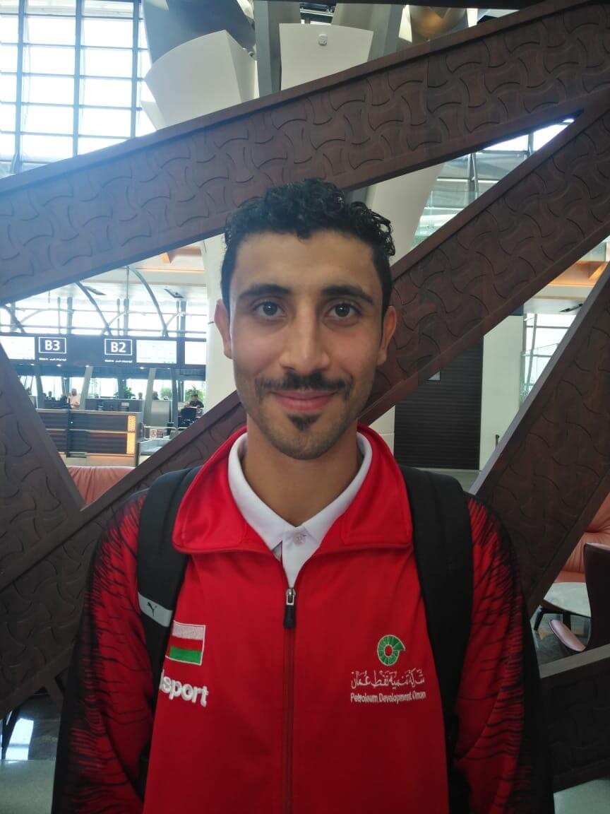 AHMED AL MAHARAMI