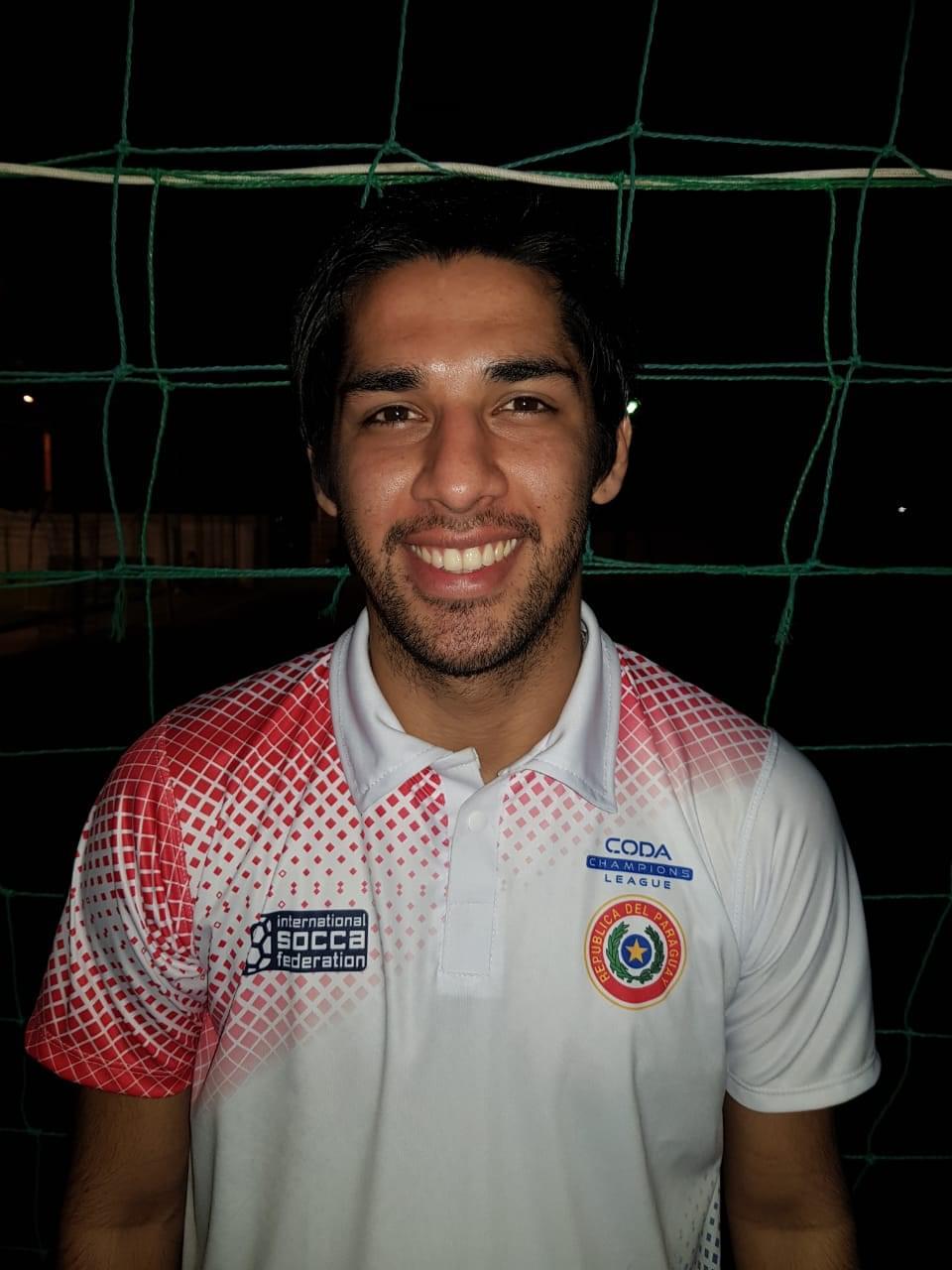 Andres Alejandro Lezcano Garcete
