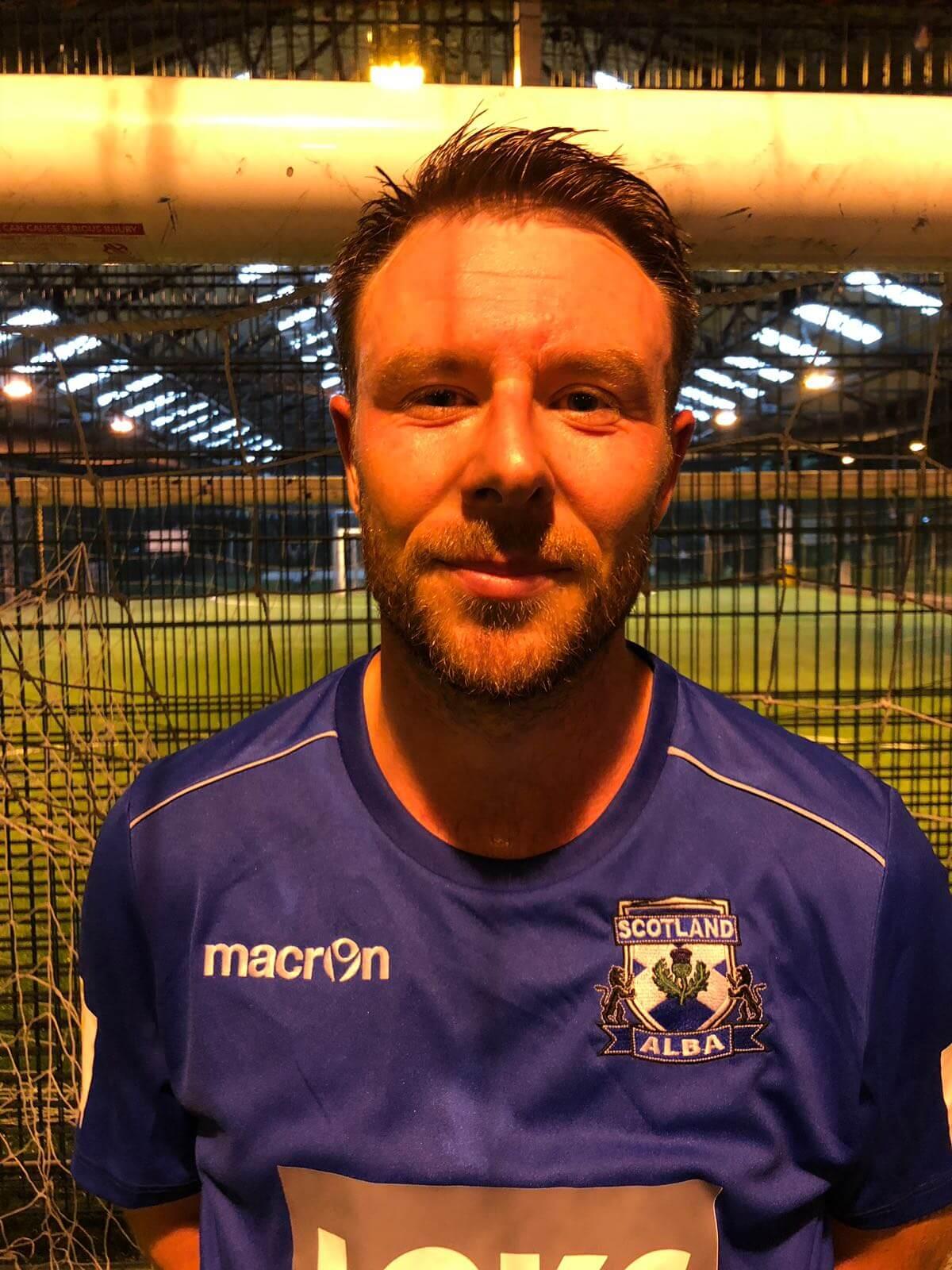 Kevin Hagan (Captain)
