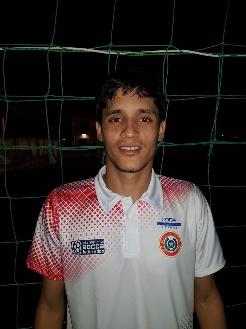 Carlos Alberto Dominguez Benitez