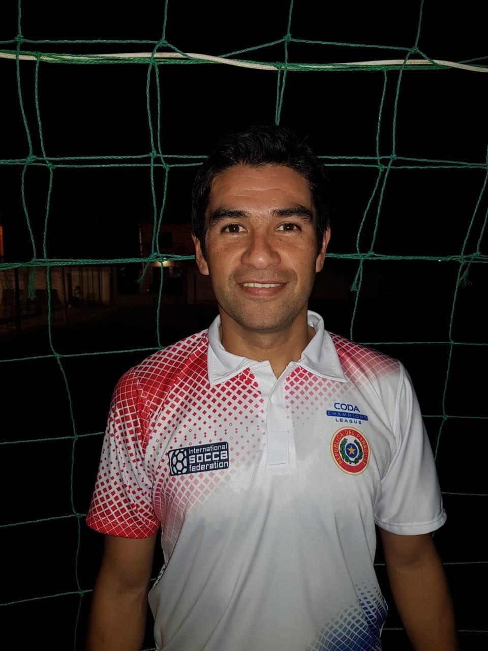 Cesar David Cuba Setrini