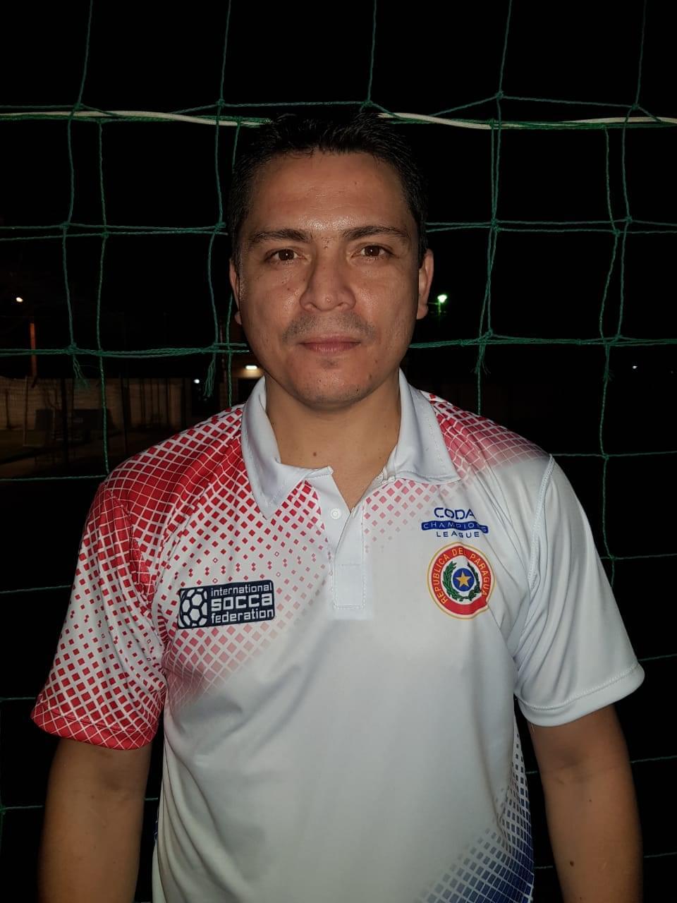 Pablo Dario Castillo Pereira
