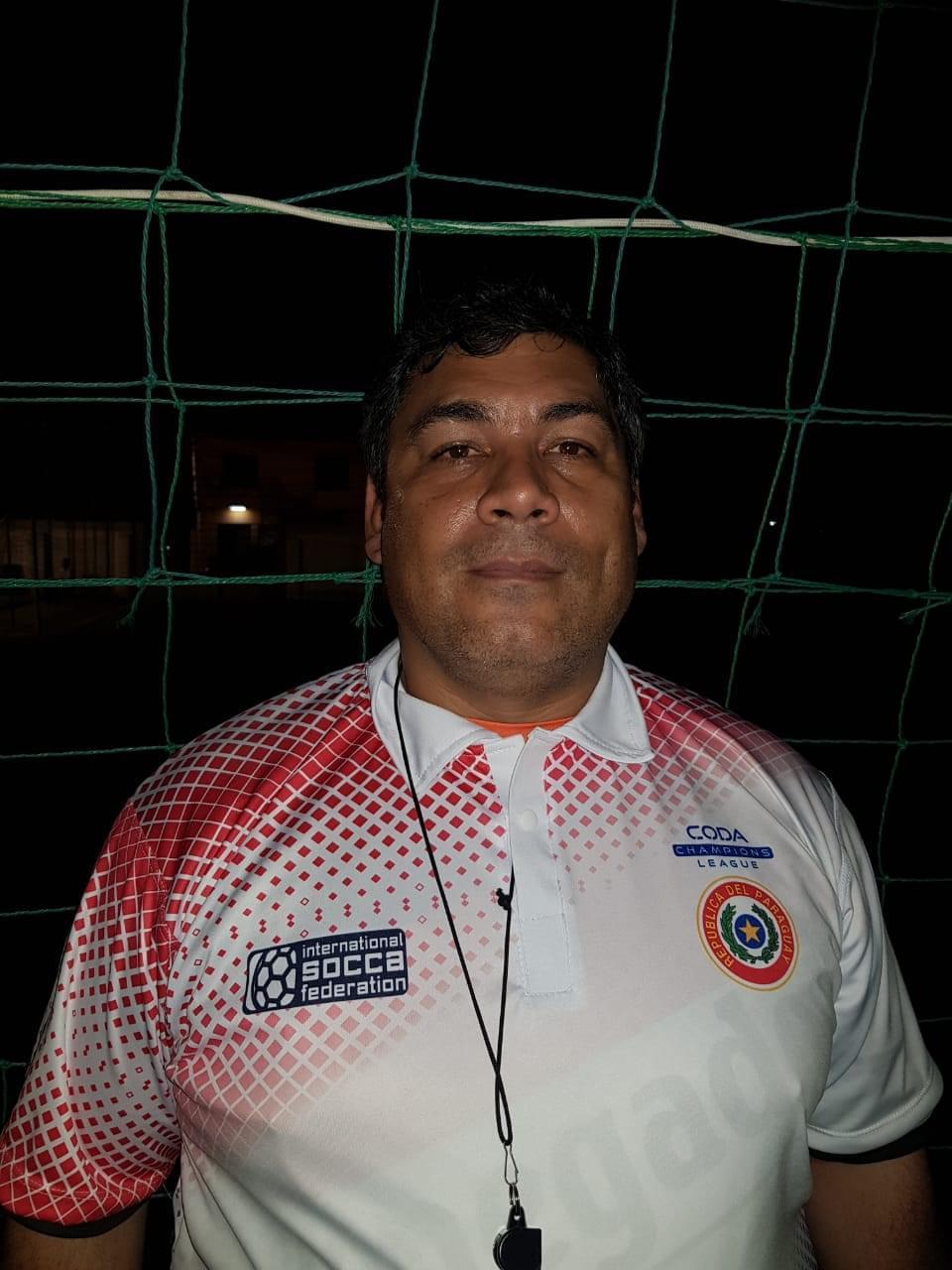 Dario Alfredo Rotela Silva