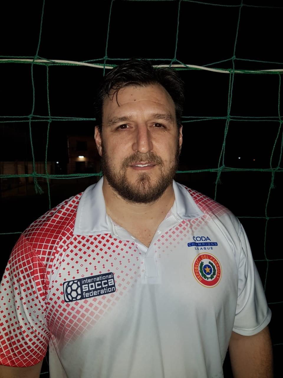 Hector Amadeo Vega Molas