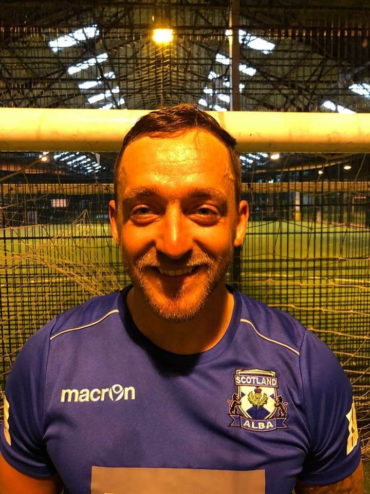 Graham Finlay (Assistant Manager)