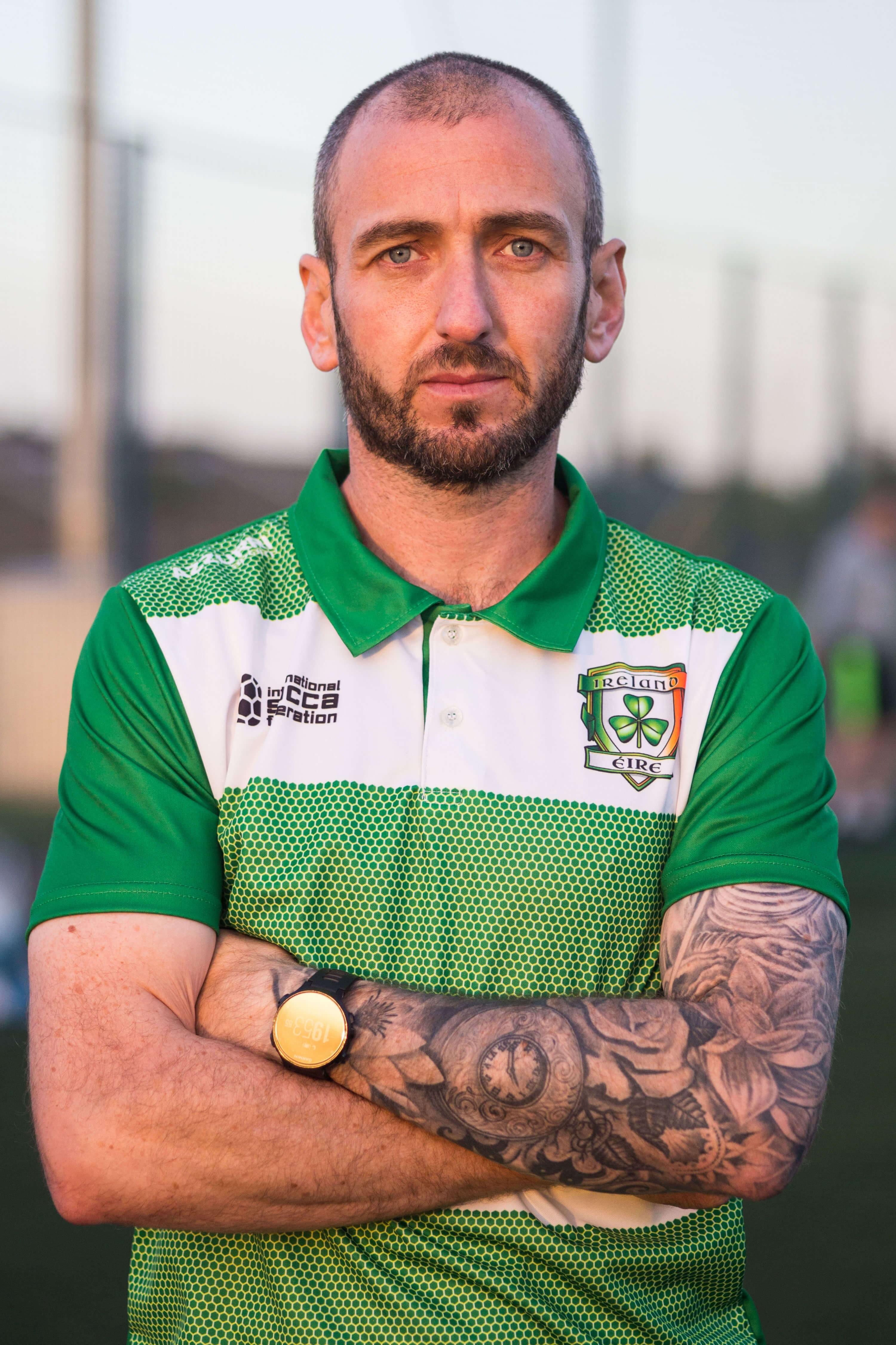 Greg Corrigan