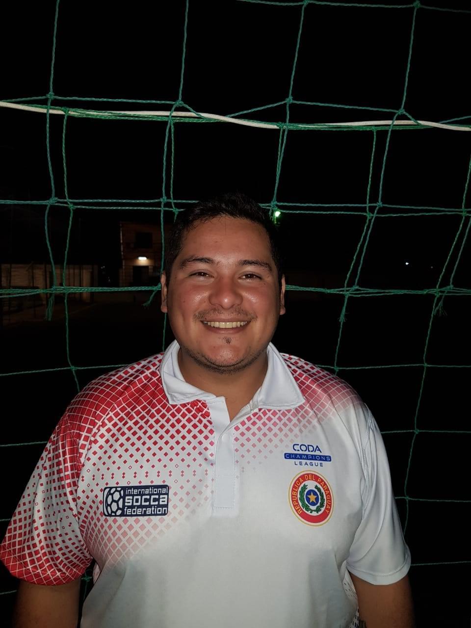 Ivan Rene Marecos Lopez