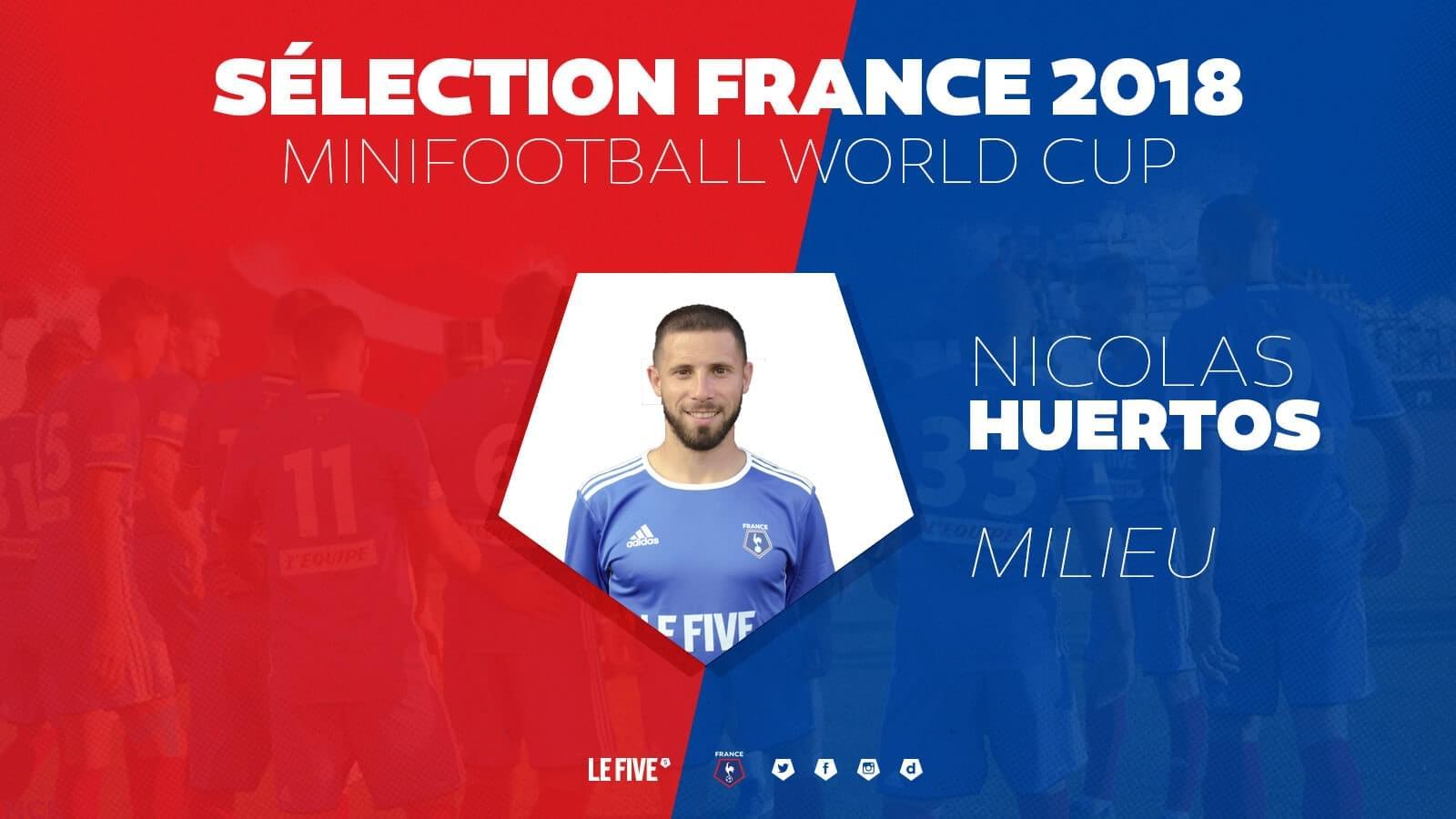 Nicolas Huertos