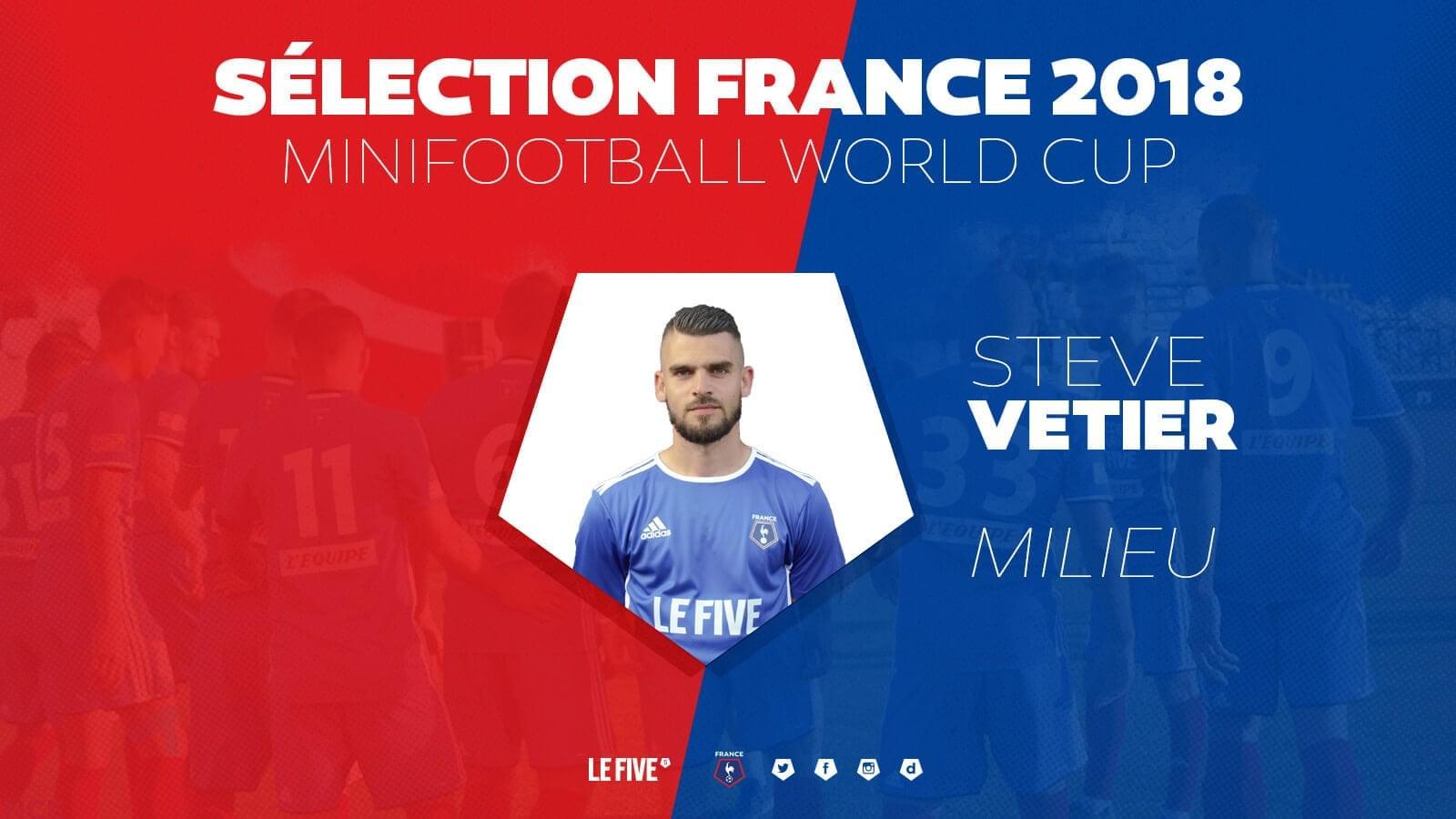 Steve Vetier