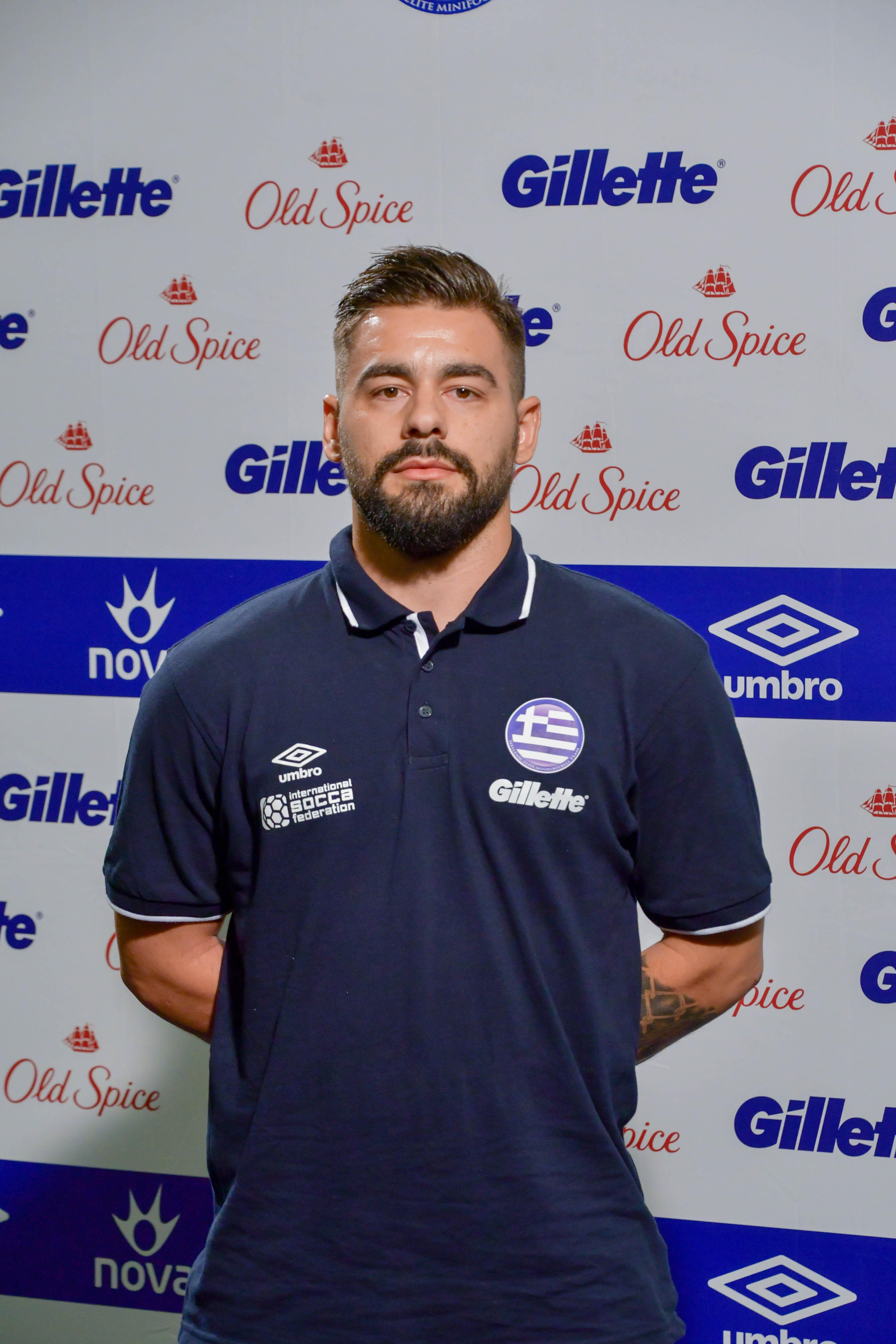 Christos Ntoumos