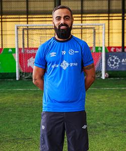 Huseyn Akhundov